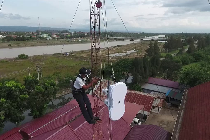 proyecto de ingeniería en telecomunicaciones de saergy