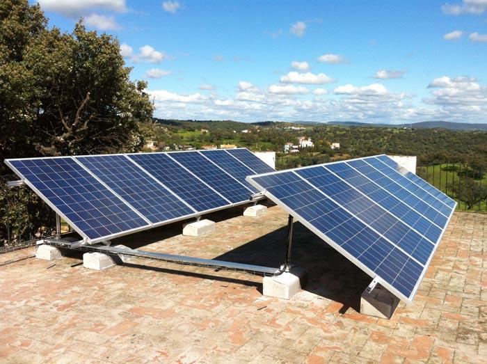 Diseño de instalaciones fotovoltaicas Saergy