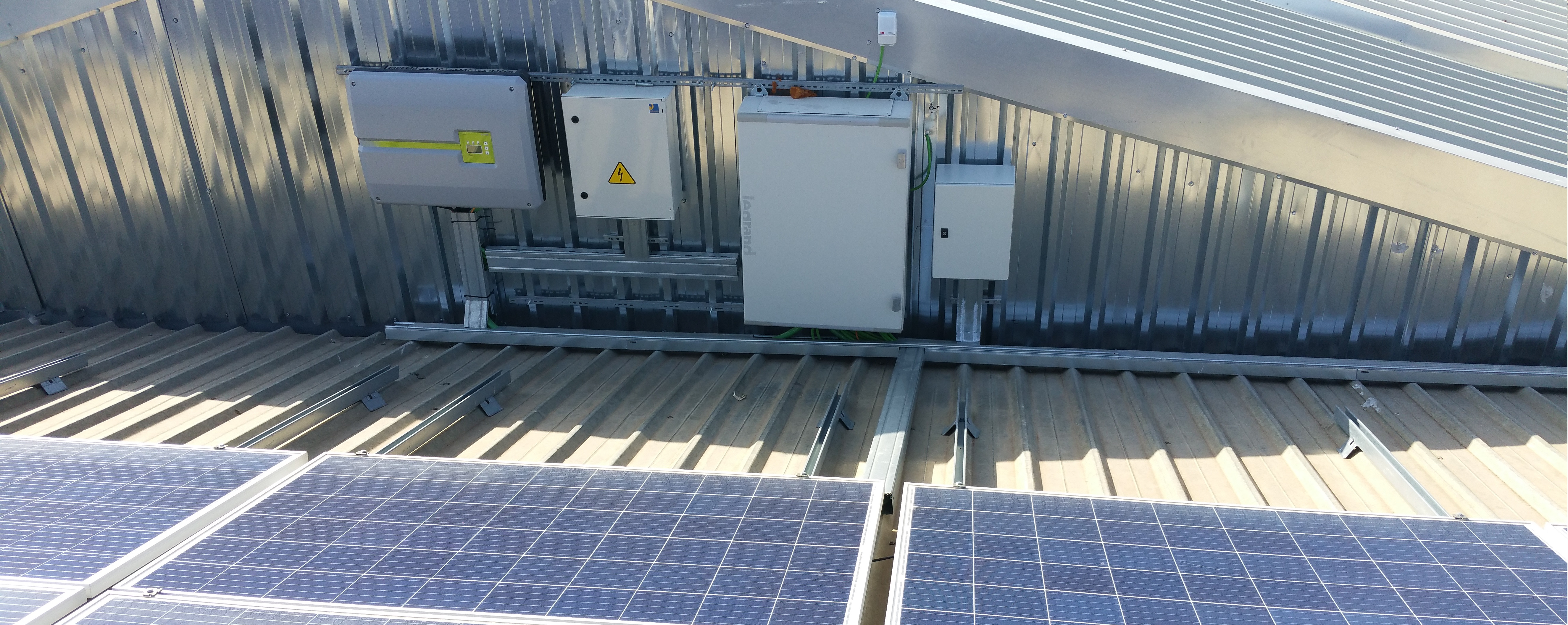 sistema de monotorización en instalaciones fotovoltaicas