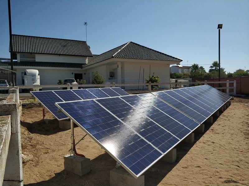 instalacion fotovoltaica autoconsumo