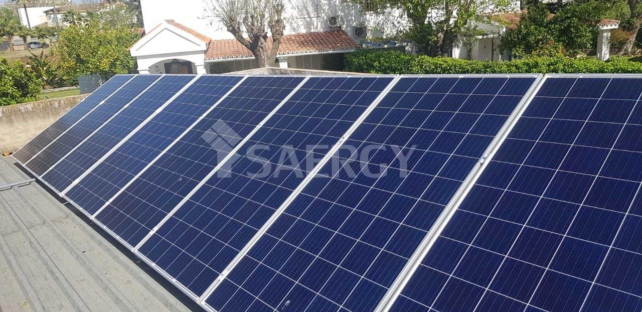 proyecto instalacion fotovoltaica autoconsumo